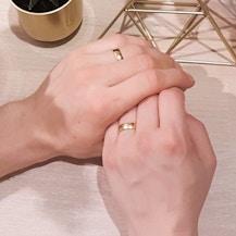 Snubní prsteny: žluté zlato, půlkulaté, 5 mm
