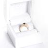 Prsten Fairytale: zlatý, černý diamant