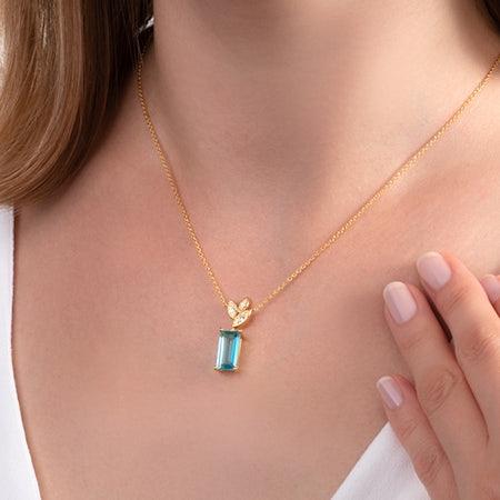 Pozlacené náhrdelníky