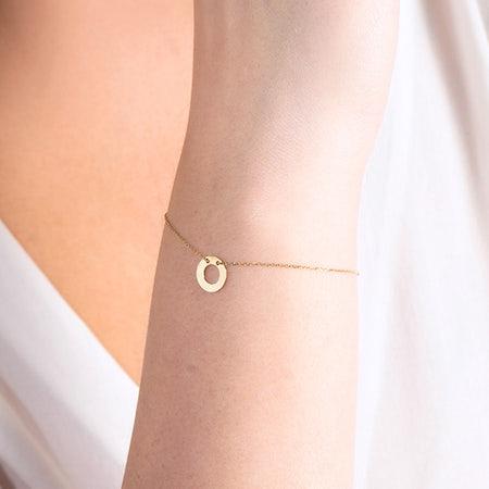 Pendant chain bracelets