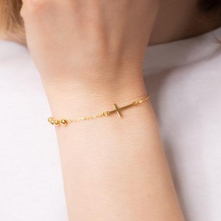 Cross pendant chains
