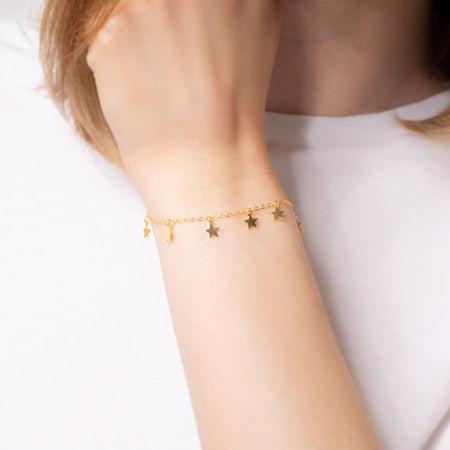 Star pendant chains