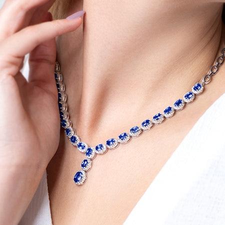 Večerní náhrdelníky